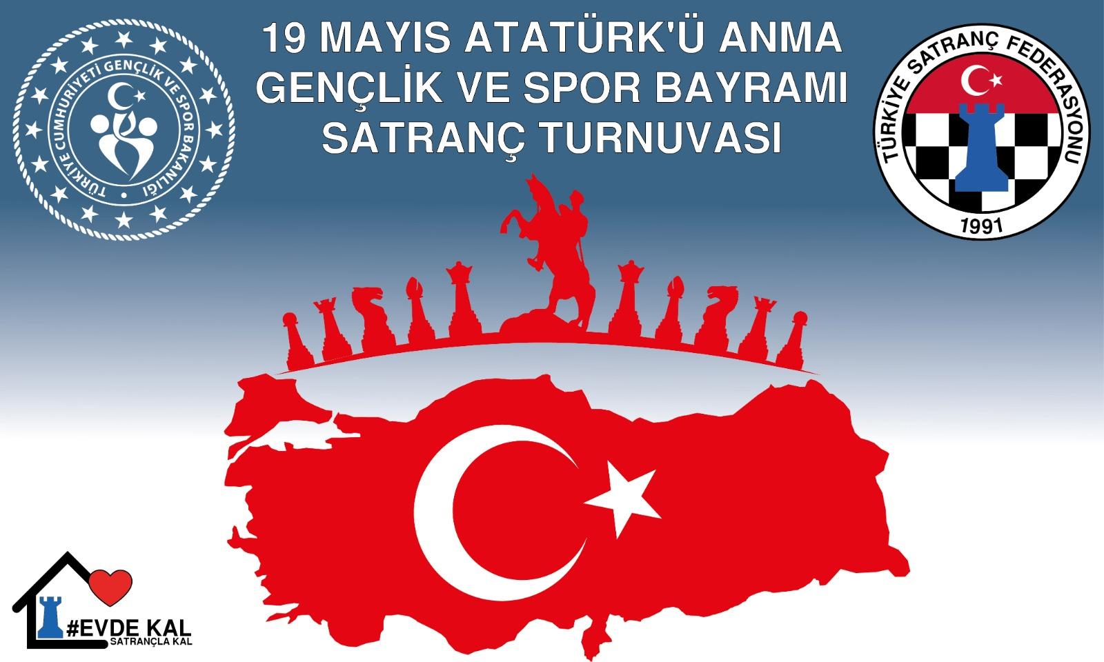 19 mays poster - yatay